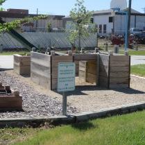 ADA garden beds